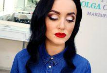 Makeup  от Ольги Чуватовой для апрельской обложки Topgerls58.ru