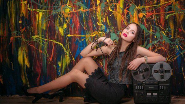 Анастасия 14 лет, рост 165