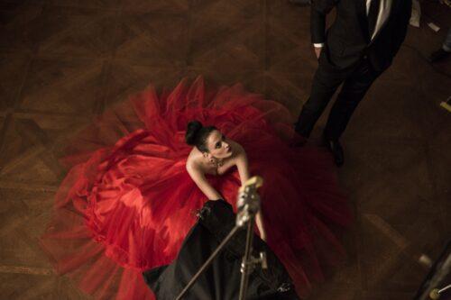 NEWS. Французская актриса Ева Грин – звезда календаря «Campari 2015»