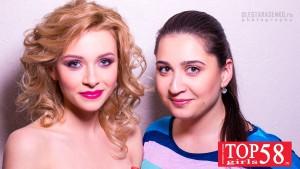 NEWS. Фотосессия для обложки журнала TopGirls58.ru . Февраль 2015. Видео. Backstage