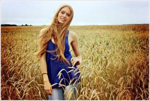 Елена 21 год, рост 172