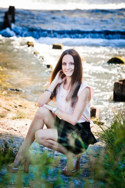 Ирина 18 лет, рост 165