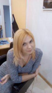 Галина  рост 168, 28 лет